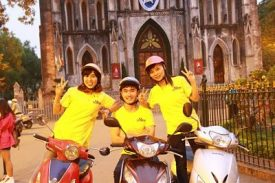 Hanoi By Bike (55$)(ru)